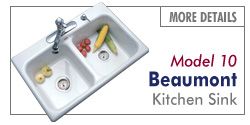 Thermocast - Beaumont Kitchen Sink