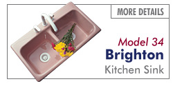 Brighton Kitchen Sink