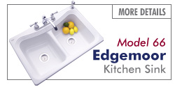 Thermocast Sinks - Edgemoor